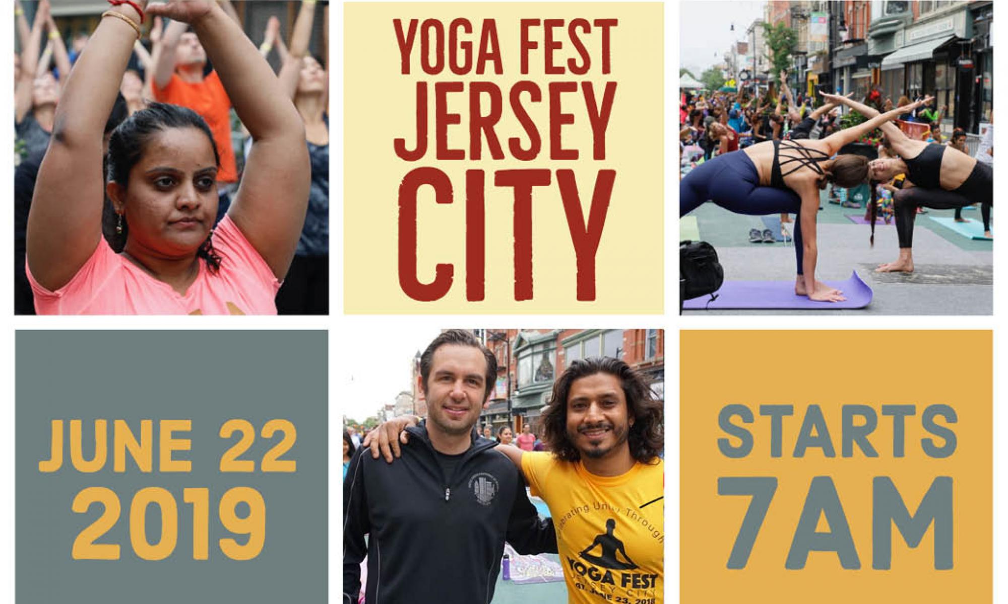 Yoga Fest Jersey City