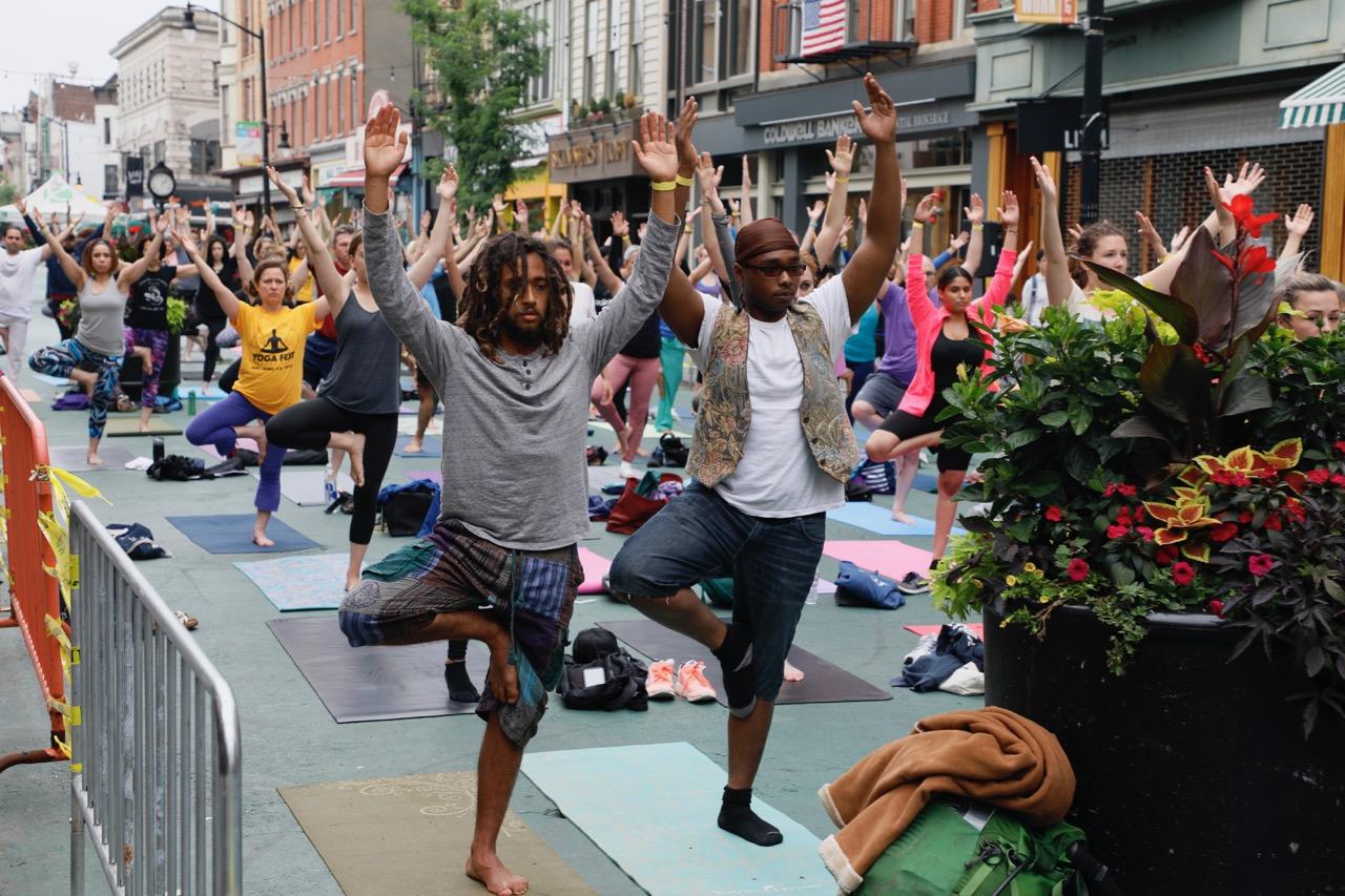 Yoga Fest Jersey City 2019